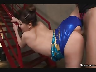 NNPJ-077-[中文]奇蹟的200度開腿!!跳躍鍛鍊出的肉體美!!柔軟纖腰&隱藏Fcup!!