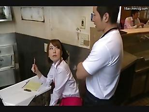 MXGS-781-[中文]屈辱的全裸居酒屋店長 波多野結衣