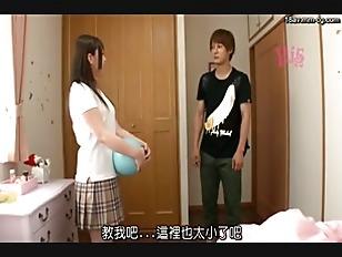 RTP-057-[中文]為什麼不穿胸罩的妹妹!? 因為長大的身體,尺寸完全不合的內衣變得很緊,現在也快走光的樣子...