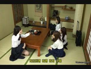SW-345-[中文]校外教學的夜晚竟會有這麼色情的事發生