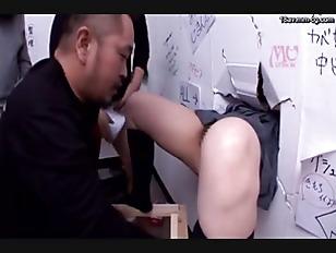 HND-181-[中文]被卡在牆壁動彈不得!!上原亞衣