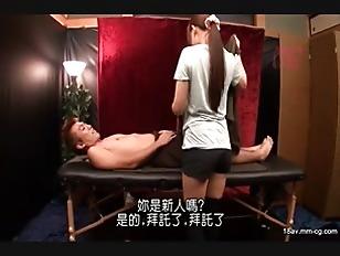 KIL-066-[中文]嚴禁性交易男性沙龍店內穿著超短熱褲露出內褲讓我忍不住勃起.....