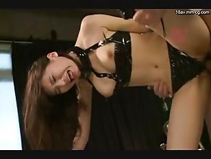 MXGS-777-[中文]變態受虐狂 緊身衣女郎 口交調教 三原穗野香