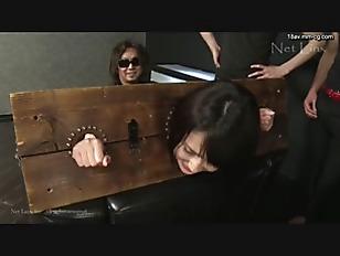 Tokyo Hot n1159-[無碼]Tokyo Hot n1159 最強屈辱縛拘束奴隸姦 葉月絢音