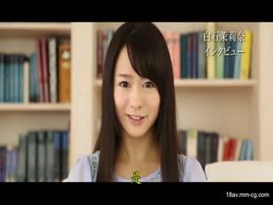 STAR-461-[中文]白石茉莉奈×完全素人處男 處男首度插入