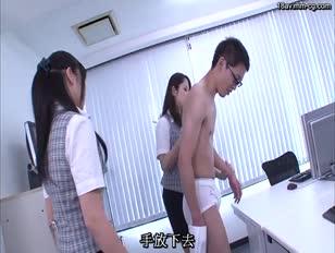 DMOW-046-[中文]同時愛撫男人下半身3點