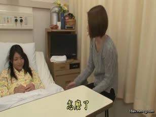 HUNT-688-[中文]在醫院與姊妹花一起高潮