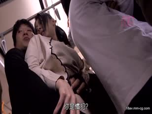 JUX-327-[中文]人妻車長癡漢電車~大露隱藏在制服內的神秘肉慾~ 愛田奈奈