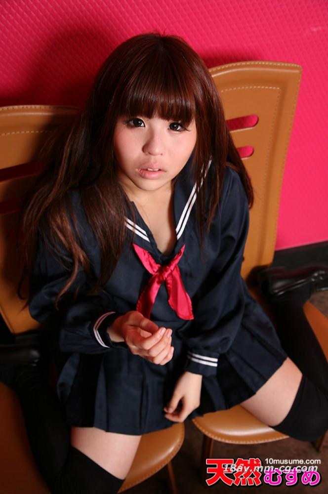 最新の天然素人102512_01制服の時代には、濡れ過ぎた娘の目覚め