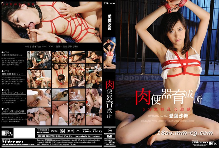 (PT-112) SM Shaved Pussy Hole Meat Toilet Breeding Center