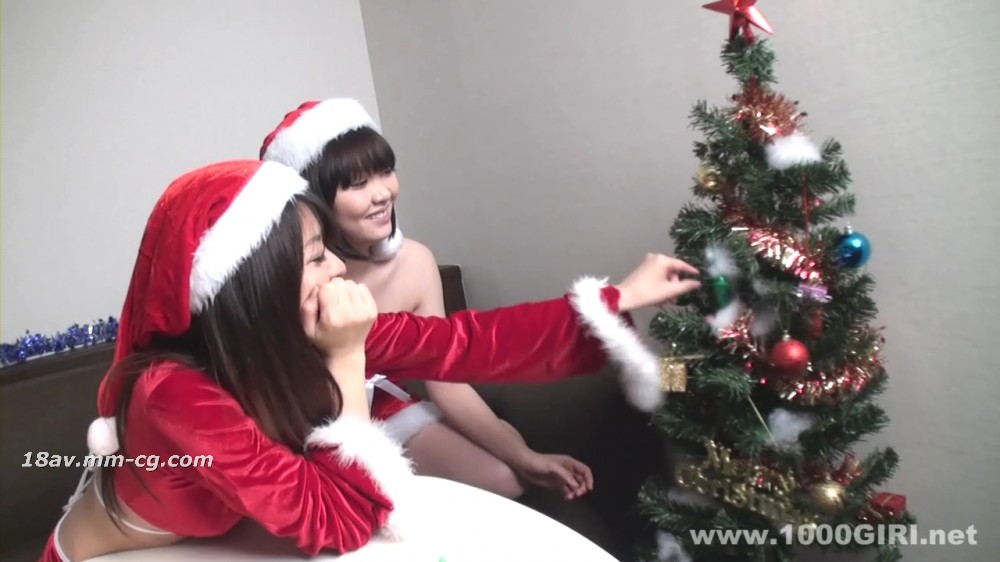 The latest 1000 people 斩121221akane as a Christmas cake girl