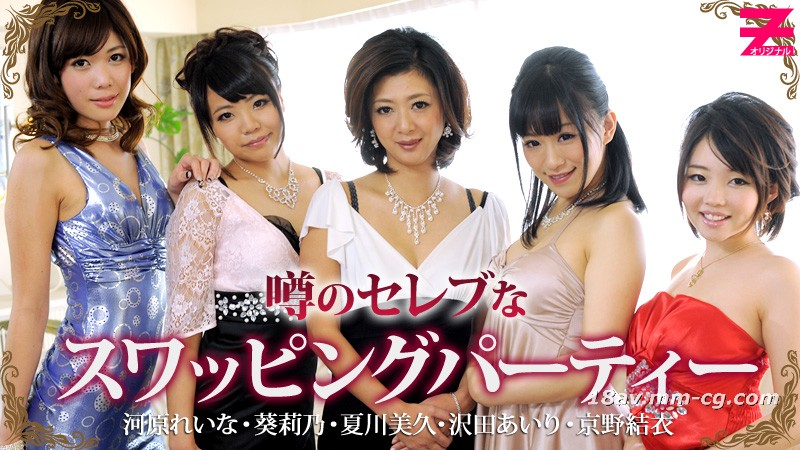 最新のheyzo.com 0313高級宴会!セレブカップル交換パーティー