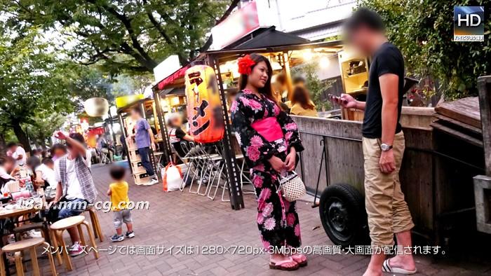 浴衣美少女が竹に襲い掛かる最新のメスブタ131004_712_01