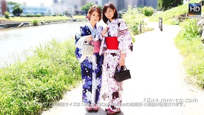 The latest 1000 people 斩130823ru yukata beauty play