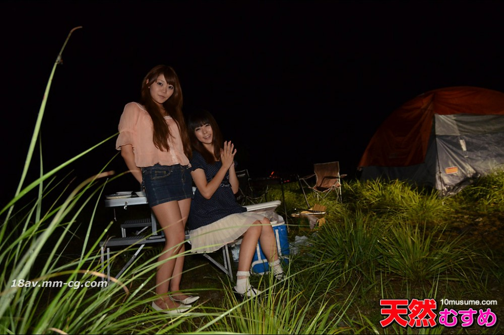 The latest natural amateur 092013_01 all camping 喧哗 big chaos 杉原爱梨