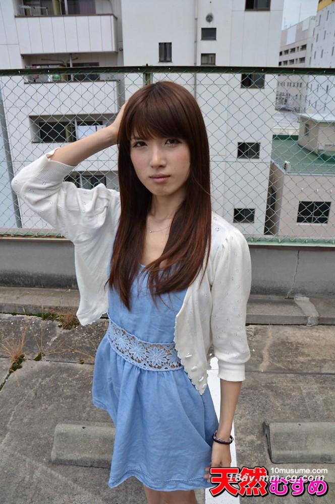 The latest natural amateur 110213_01 Neat beauty beauty field exposure challenge Kitano Kyoko