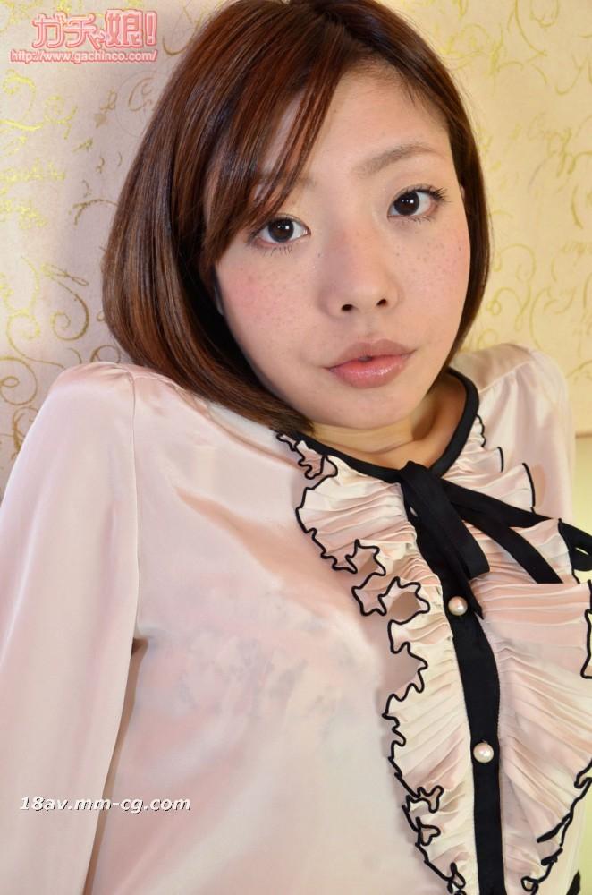 最新のガジチンガール! Gachi687美穗素人生人生写真集92