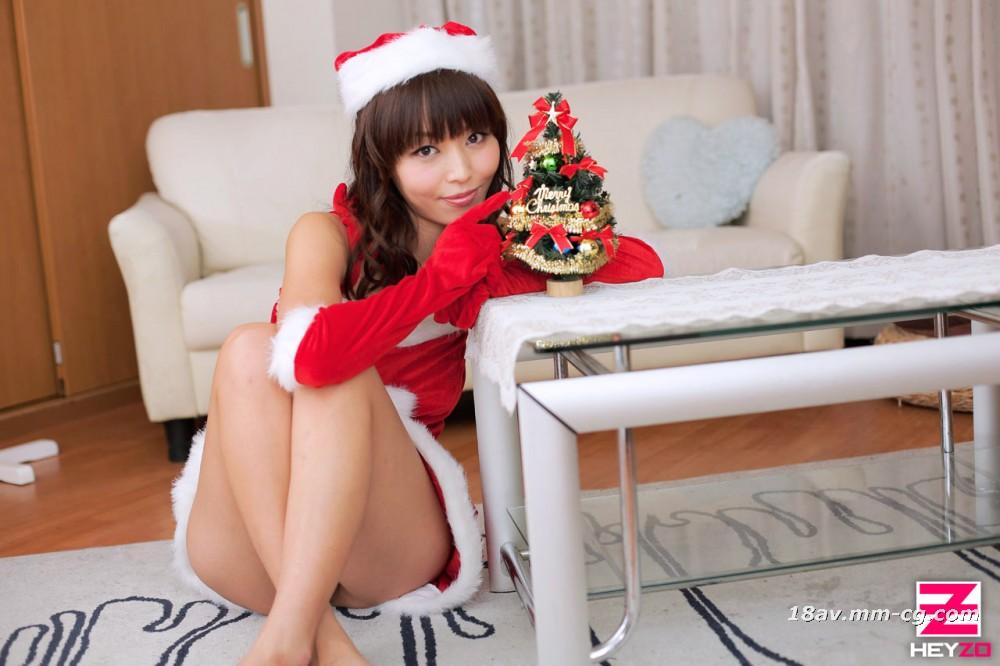 Latest heyzo.com 0488 Sex Night Christmas, Santa Claus and Girl