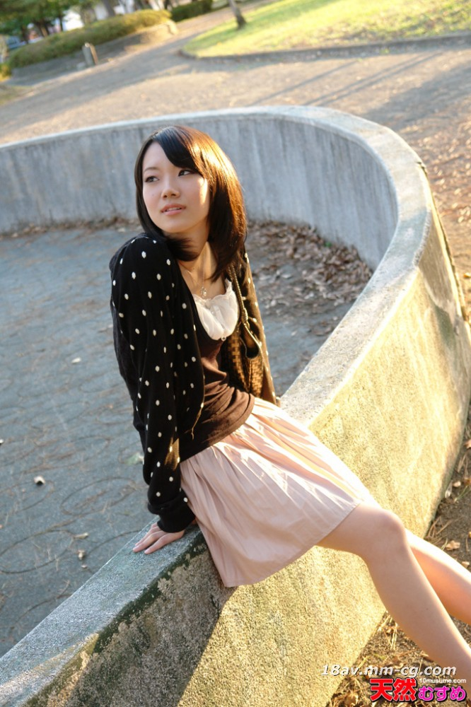 Newest Natural Amateur 022814_01 Pure Natural White Skin Skinny Amateur Yuko Okada