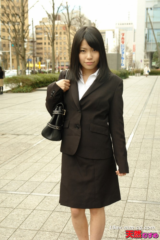 The latest natural amateur 030514_01 daughter of the recruitment suit in the job search activity
