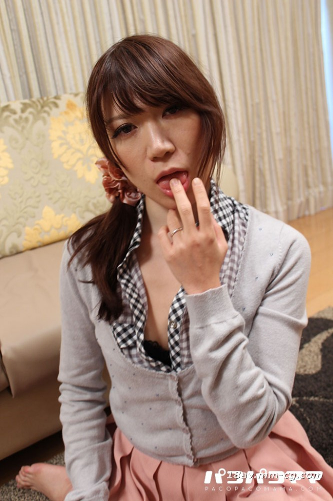 The latest pacopacomama 051714_163 Mrs., non-use tactics 7 Mayumi Sasazuka