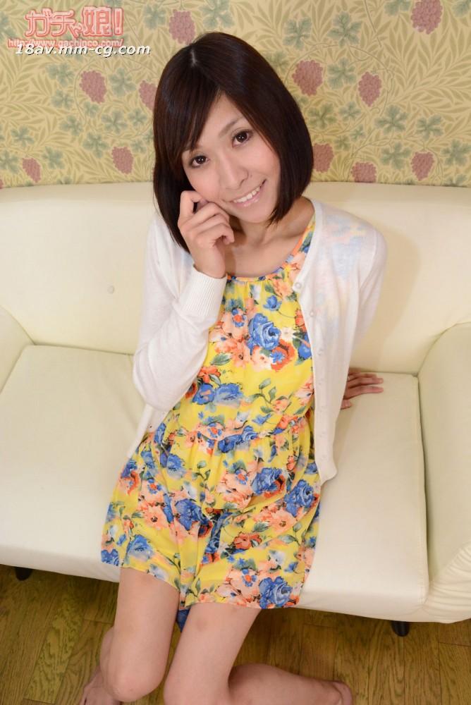 Latest gachin daughter! Gachi771 young wife production plan 17 Chizuru