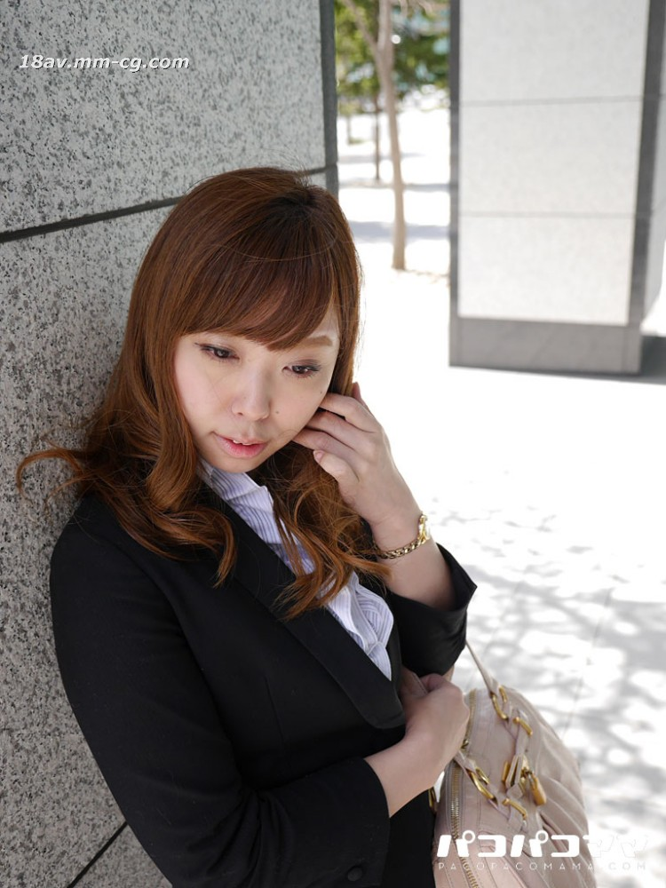 Latest pacopacomama 112014_290 Married temporary worker Haruna Mikami