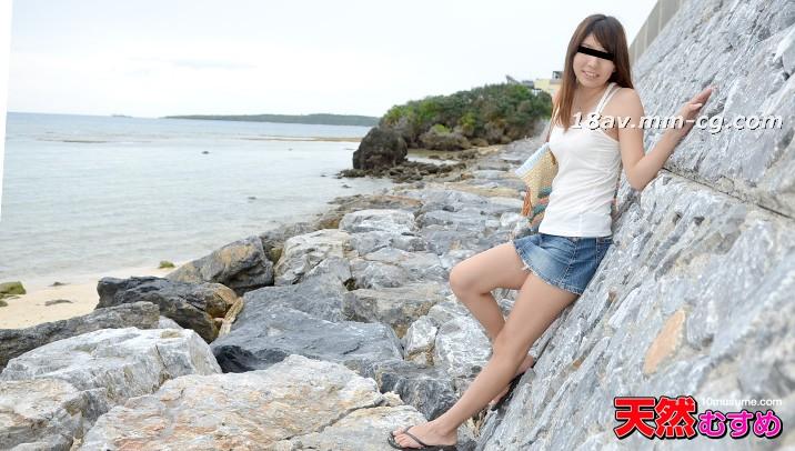 最新の天然素人052915_01南米の女の子、ゲシウィユリのプライベート海水浴