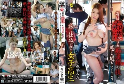 免費線上成人影片,免費線上A片,HBAD-254 - [中文]愛上癡漢的女學生
