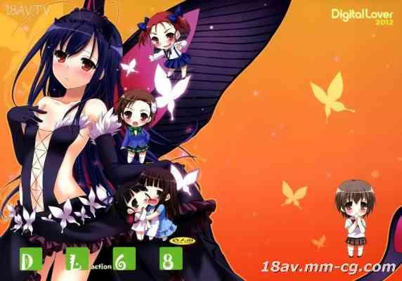 [Digital Lover (なかじまゆか)] D.L. action 68 (アクセルワールド)[空気系★汉化] (SC56)
