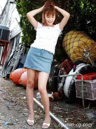 mistyIdol Gravure No.006 Yoko Matsugane 松金洋子