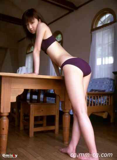 mistyIdol Gravure No.108 Yuko Ogura 小倉優子