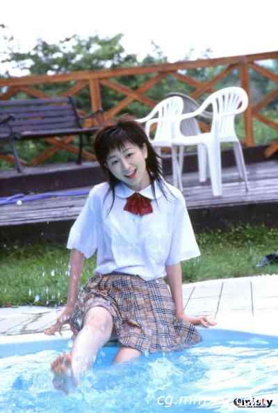 mistyPure Idol Collection 2004.10.22 Mao Hasato 葉里真央 Vol.01