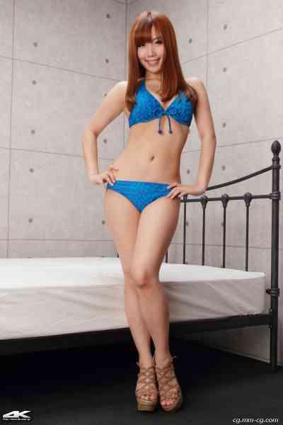 4K-STAR No.00004 Kurumi Kisaragi 如月くるみ  Swim Suits