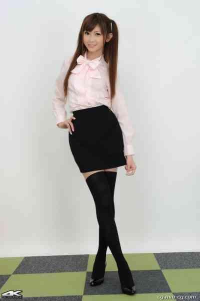 4K-STAR No.00014 Airi Sasaki 佐崎愛里  Office Lady