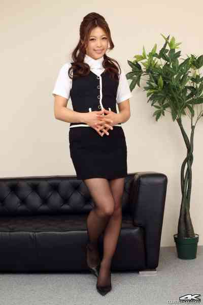 4K-STAR No.00047 Asuna Kawai 河井あすな Office Lady