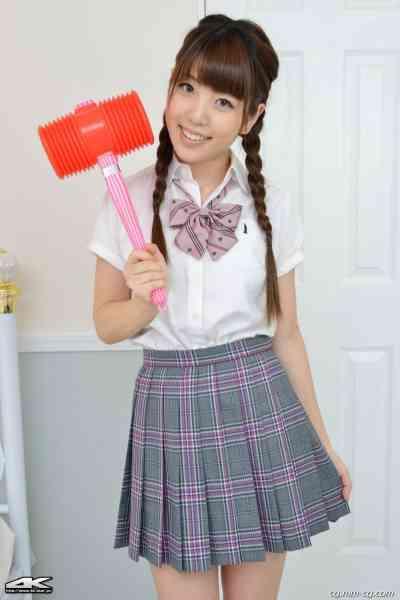 4K-STAR No.00053 Mizuho Shiraishi 白石みずほ Uniform