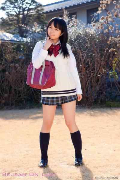 Bejean On Line 2010-03 [Jogaku]- Yui Kurokawa