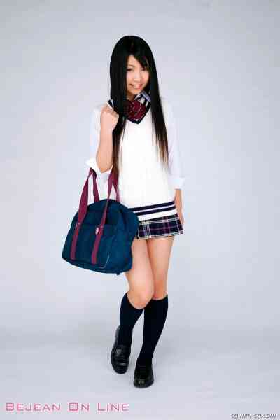 Bejean On Line 2012.04 私立Bejean女学館 永井里菜 Rina Nagai