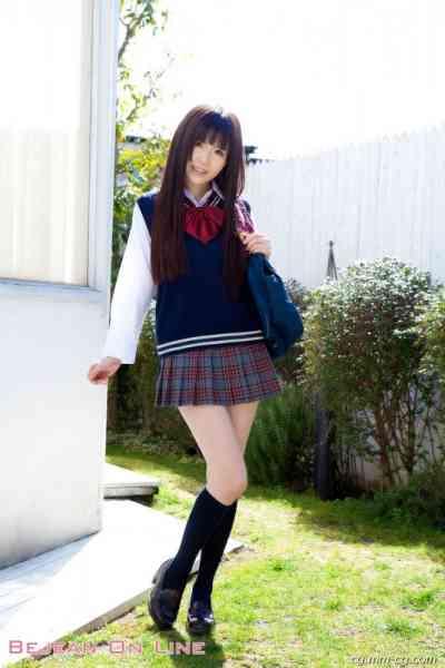 Bejean On Line 2012.06 私立Bejean女学館- 久宥茜 Akane Kuyuu