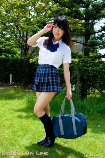 Bejean On Line 2012.08 私立Bejean女學館 - 佐藤さくら Sakura Satou