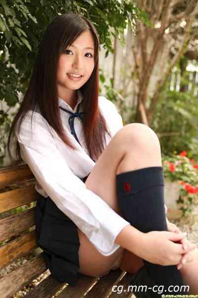 DGC 2010.03 - No.815 村上友梨 - バストも大型!黒髪の萌え制服&メイド!