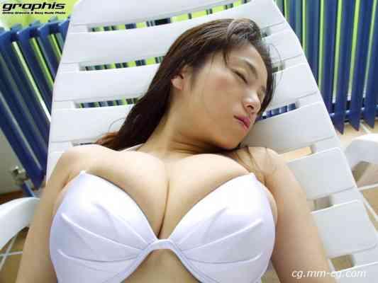 Graphis Gals 016 Anna Ohura (大浦あんな)