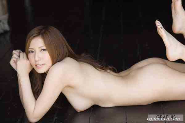 Graphis Gals 208 Yuna Shiina (椎名ゆな)