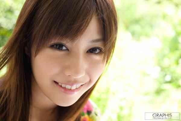 Graphis Gals 236 Rina Rukawa (瑠川リナ)