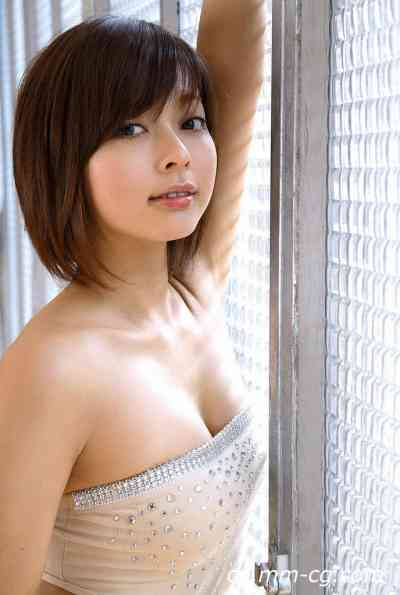 image.tv 2006.06.23 - Reina Nakamata 中俁玲奈 - On the bed