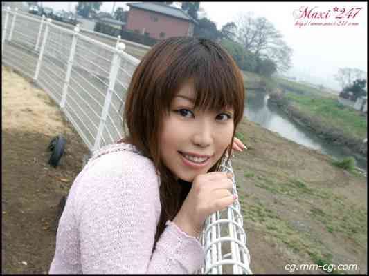 Maxi-247 GIRLS-S GALLERY MS027 Shion