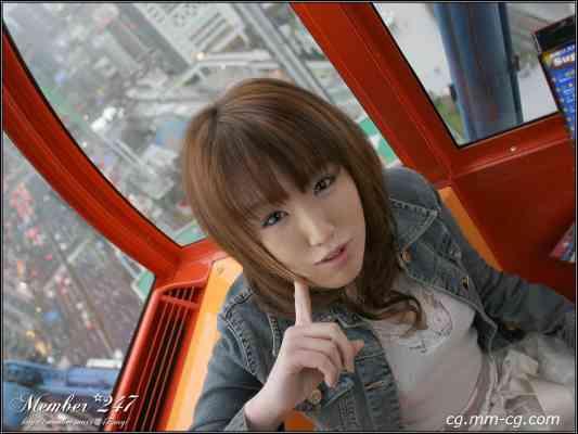 Maxi-247 GIRLS-S GALLERY MS061 Haruki