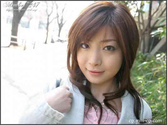 Maxi-247 GIRLS-S GALLERY MS066 Nozomi