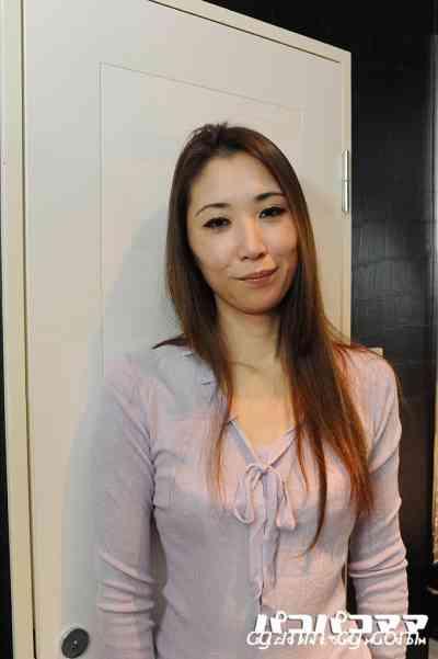 Pacopacomama 061912-672 スッピン熟女 ~素顔で野外露出~東山芳香